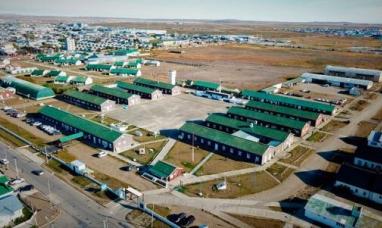 Tierra del Fuego: Se cumplieron 73 años de la creación del batallón de infantería de marina N° 5