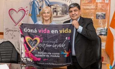 """Tierra del Fuego: Declaran de interés provincial la labor de la fundación """"Espera por la vida"""""""