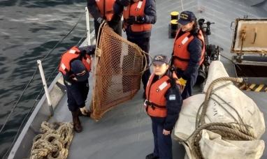 Tierra del Fuego: Decomisaron centollas y trampas clandestinas en el canal Beagle