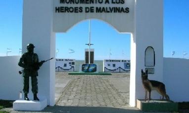 Tierra del Fuego: Definen protocolo para el acto por Malvinas
