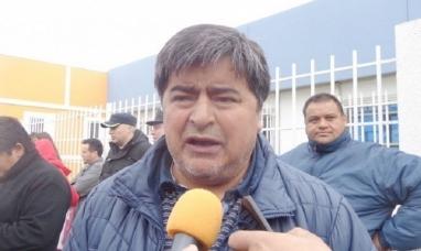 """Tierra del Fuego: """"Me dejaste sin palabras"""", la insólita respuesta del secretario general de ATE, ante la pregunta de un periodista"""