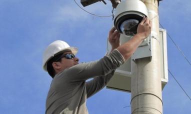 Tierra del Fuego: Desde la dirección de tránsito de Río Grande instalarán cámaras de seguridad