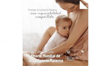 """Tierra del Fuego: Desde el ministerio de salud invitan a las actividades por la """"Semana mundial de la lactancia materna"""""""