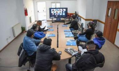 """Tierra del Fuego: Desde el municipio de Río Grande se inició la segunda instancia del """"Plan nacional organizar"""""""