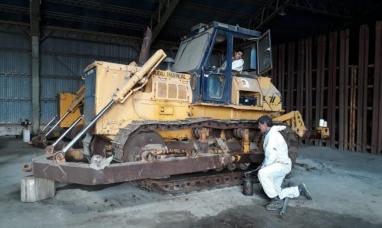 Tierra del Fuego: Desde vialidad se informó que recuperó maquinaria que estuvo fuera de servicio durante 16 años