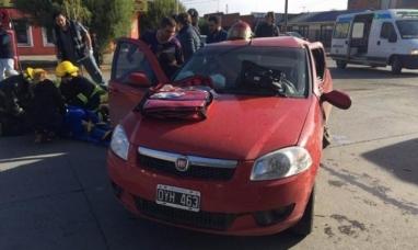 Tierra del Fuego: Desesperado pedido de justicia por la muerte de su esposo por un borracho al volante