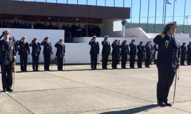 Tierra del Fuego: El destacamento naval Río Grande conmemoró su 25º aniversario