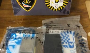 Tierra del Fuego: Detienen en Ushuaia a dos sujetos con 100 dosis de cocaína