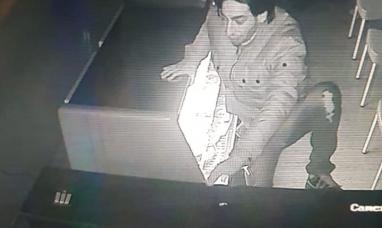 Tierra del Fuego: Dieron a conocer el rostro del delincuente que robó tres veces una casa de comidas de Río Grande