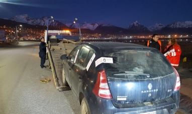 Tierra del Fuego: Diez personas con alcoholemia positiva este fin de semana en Ushuaia