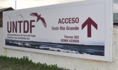 Tierra del Fuego: Docentes de la UNTDF adhieren a la medida de fuerza a nivel nacional