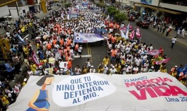 """Tierra del Fuego: El domingo 25 toda la provincia se suma a """"La marcha por la vida"""""""