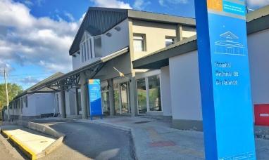 Tierra del Fuego: Encontraron una persona muerta en los pasillos del hospital de Río Grande