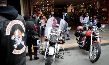Tierra del Fuego: XI encuentro internacional de moto viajeros en el fin del mundo