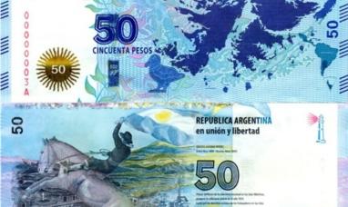 Tierra del Fuego: Enviarán un reclamo contra la eliminación de la imagen de Malvinas en el  billete de 50 pesos