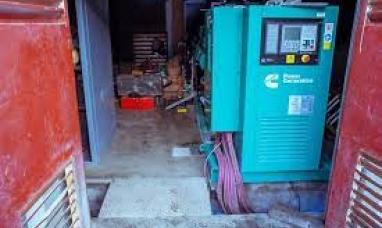 Tierra del Fuego: Ya está en funcionamiento el nuevo grupo electrógeno en el hospital Río Grande