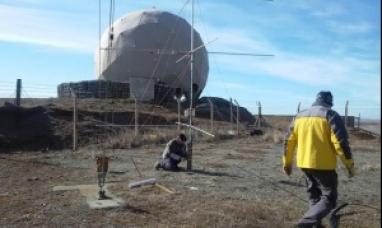 Tierra del Fuego: La estación astronómica en Río Grande detectó nuevas lluvias de meteoros