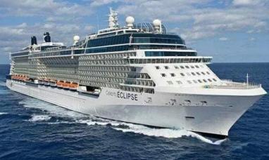 """Tierra del Fuego: Este domingo llega a Ushuaia el crucero llamado """"La bestia del mar"""" con 4200 pasajeros"""