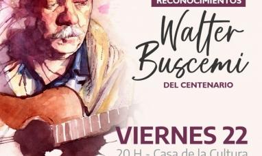 """Tierra del Fuego: Desde el municipio de Río Grande se entregarán los reconocimientos """"Walter Buscemi"""""""