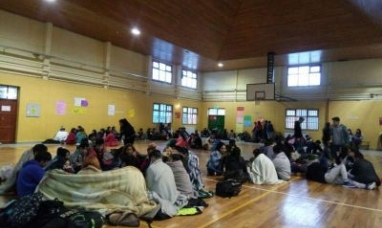 Tierra del Fuego: Frazadazo en un colegio de Río Grande por falta de calefacción