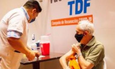 Tierra del Fuego: Fueron vacunadas más de 50 mil personas contra el Covid-19