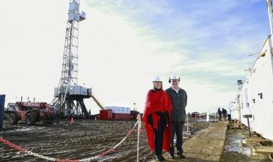Tierra del Fuego: Fuerte respaldo a industrialización de hidrocarburos