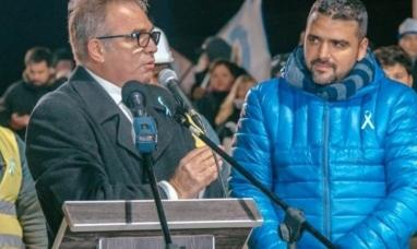 """Tierra del Fuego: """"El futuro de la provincia pasa por Walter Vuoto"""" dijo ex senador nacional"""