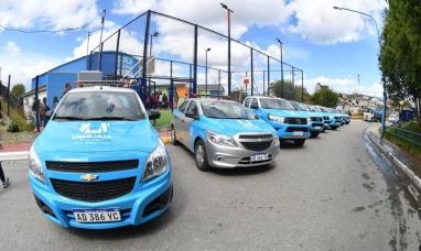 Tierra del Fuego: Gestión municipal de Ushuaia compró móviles nuevos