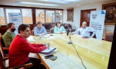 Tierra del Fuego: El gobernador anunció la pavimentación de 14 kilómetros de ruta en la frontera de San Sebastián