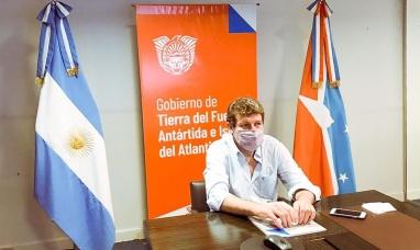 """Tierra del Fuego: El gobernador participó del lanzamiento nacional del programa """"Casa propia créditos"""""""