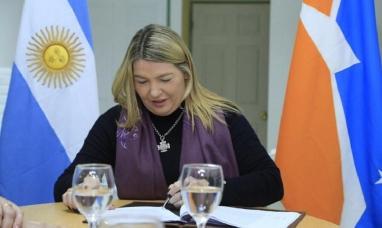 Tierra del Fuego: La gobernadora cuestionó el acuerdo Mercosur- Unión europea