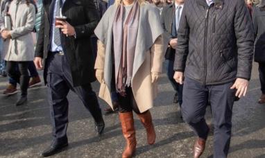 """Tierra del Fuego: La gobernadora, el intendente de Ushuaia y el diputado nacional Martín Pérez presentan """"Unidad fueguina"""""""