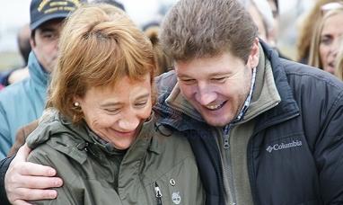 Tierra del Fuego: Ex gobernadora respalda la candidatura del intendente de Río Grande a la gobernación