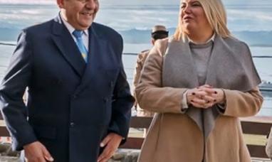 Tierra del Fuego: Gobernadora y vice quieren repetir un nuevo mandato