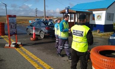 Tierra del Fuego: Gobierno adhiere al decreto nacional y restringe la circulación en ciudades y la ruta N°3 a partir de hoy sábado 22