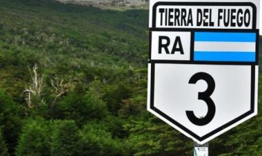 Tierra del Fuego: Gobierno confirmó que a partir del lunes 08 se habilita la ruta N°3 entre Ushuaia y Río Grande