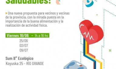 """Tierra del Fuego: Gobierno dará inicio al programa """"Juventudes saludables"""""""