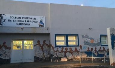 """Tierra del Fuego: Gobierno destinará siete millones de pesos para la refacción del colegio """"Laureano Maradona"""" de Río Grande"""