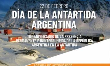 Tierra del Fuego: Gobierno invita a participar de las diversas actividades por el día de la Antártida