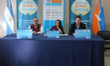 Tierra del Fuego: Gobierno lanzó  programa para familias vulnerables