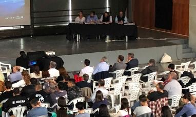 Tierra del Fuego: Gobierno llevó adelante la audiencia pública