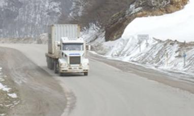 Tierra del Fuego: Gobierno propone aumentar el peso máximo en rutas