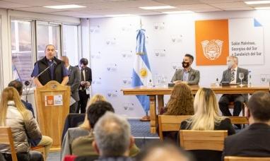 Tierra del Fuego: Gobierno realizó el acto por el día nacional de la biblia