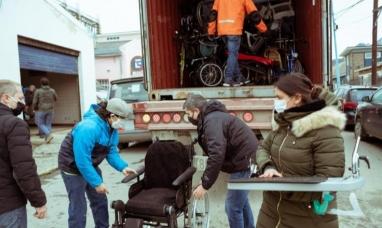 Tierra del Fuego: Gobierno recibió elementos ortopédicos de Noruega