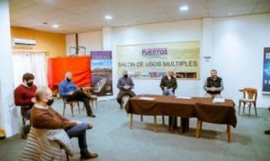 Tierra del Fuego: Gobierno trabaja en protocolos para lograr un puerto seguro