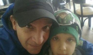 Tierra del Fuego: Un niño de Río Grande busca su celular donde tiene fotos de su padre fallecido
