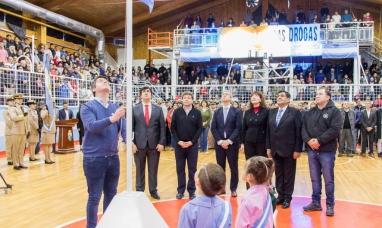 Tierra del Fuego: En Río Grande celebraron el 98° aniversario de la fundación de la otrora colonia agrícola y pastoril