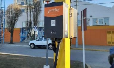 Tierra del Fuego: Río Grande cuenta con el primer cargador para autos eléctricos