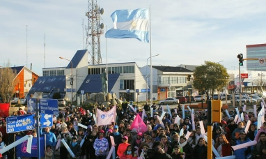 """Tierra del Fuego: Río Grande le dijo sí a """"Las dos vidas"""""""