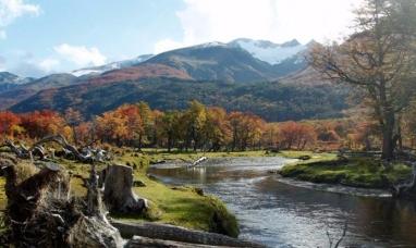 Tierra del Fuego: En Río Grande, existe permanente monitoreo del río y sus afluentes por el aumento del caudal por las lluvias